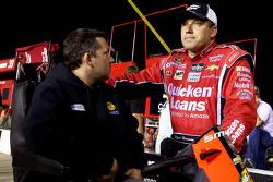 Tony Stewart et Ryan Newman, Stewart-Haas Racing Chevrolet