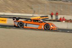 #4 8 Star Motorsports Corvette DP: Emilio DiGuida, Sébastien Bourdais