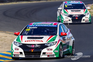 Tiago Monteiro, Honda Civic Super 2000 TC, Honda Racing Team J.A.S.