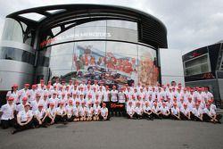 McLaren fête ses 50 ans en tant que constructeur