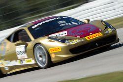 #888 Ferrari North America Ferrari 458: Mark Hacking