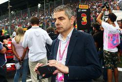 ГП Италии, Воскресенье, перед гонкой.