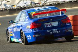 Fredy Barth, BMW 320 TC, Wiechers-Sport