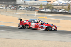 #70 Mazdaspeed/Speedsource Mazda6 GX: Sylvain Tremblay, Tom Long
