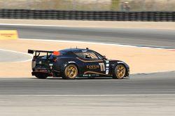 #11 SDR/Lotus Racing Lotus Evora: Scott Dollahite, Jeff Mosing