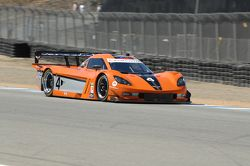 #4 8 Star Motorsports Corvette DP: Emilio Di Guida, Sébastien Bourdais