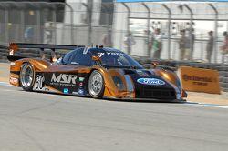 #60 Michael Shank Racing Ford / Riley: John Pew, Oswaldo Negri