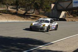 #44 Magnus Racing Porsche GT3: John Potter, Andy Lally