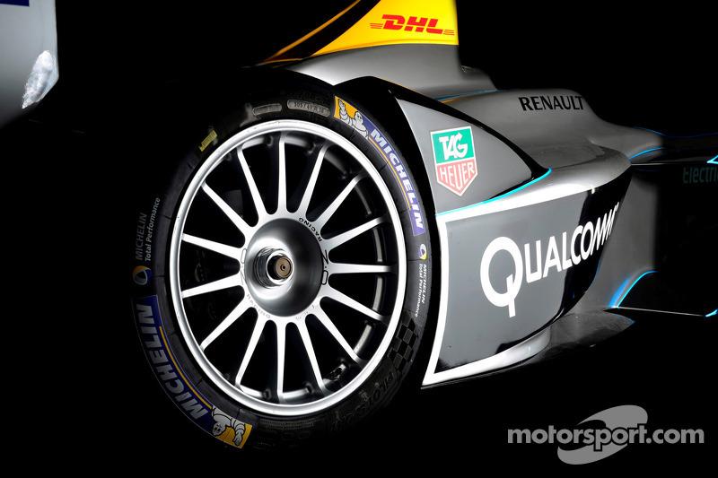 The Spark-Renault SRT_01E