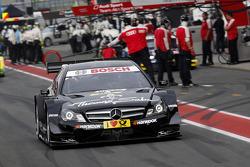Roberto Merhi, Mercedes AMG DTM-Team HWA DTM Mercedes AMG C-CoupÈ