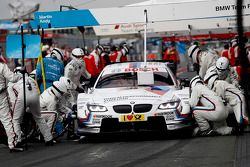 Parada de pits de Martin Tomczyk, BMW Team RMG BMW M3 DTM