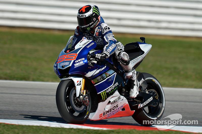 2013: Jorge Lorenzo (Yamaha YZR-M1)