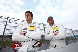 Adrien Tambay e Timo Scheider