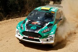 Yuril Protasov and Kuldar Sikk, Ford Fiesta RS