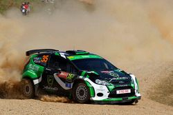 Yazeed Al-Rajhi et Michael Orr, Ford Fiesta RRC