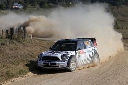 Nathan Quinn and Glenn Macneall, Mini John Cooper Works WRC