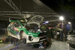 Yuril Protasov en Kuldar Sikk, Ford Fiesta RS