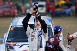 Winnaar Sébastien Ogier, Volkswagen Motorsport