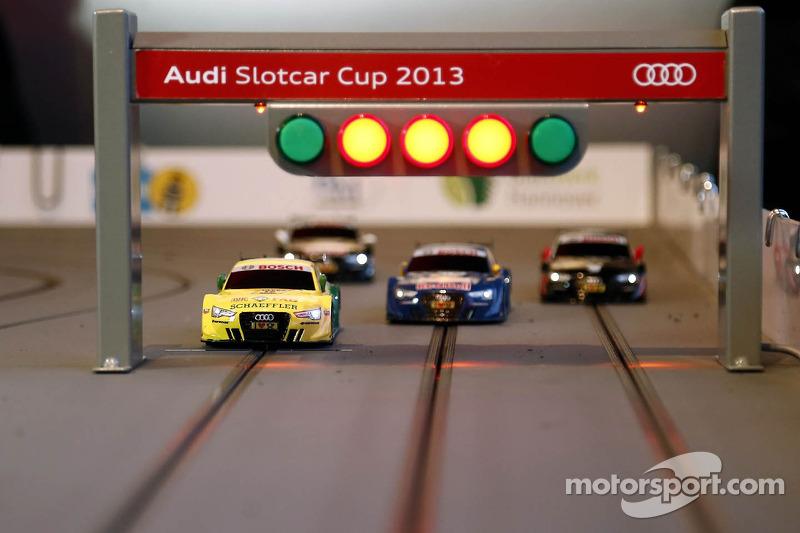 Audi slot cars