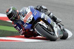 Jorge Lorenzo, Yamahaa Factory Racing