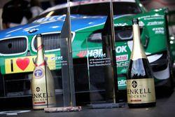 Les trophées d'Augusto Farfus, BMW Team RBM BMW M3 DTM