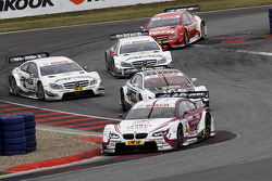 Andy Priaulx, BMW Team RMG BMW M3 DTM, Marco Wittmann, BMW Team MTEK BMW M3 DTM