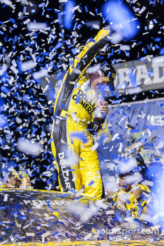 O vencedor Matt Kenseth, Joe Gibbs Racing Toyota