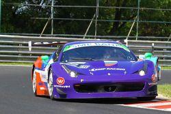 #72 SMP Racing Ferrari F458 Italia GT3: Devi Markazov, Alexander Frolov, Luca Persiani