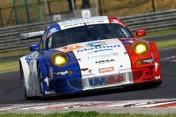 #67 IMSA Permormance Matmut Porsche 911 GT3 RSR: Patrice Milesi, Jean-Karl Vernay