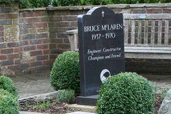 Memorial a Bruce McLaren