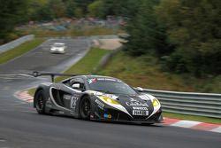 Arno Klasen, Rudi Adams, Dörr Motorsport, GT3 McLaren MP4-12C