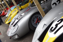 30 GT40s in the garage