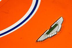 Aston Martin Racing Aston Martin Vantage V8 Logo