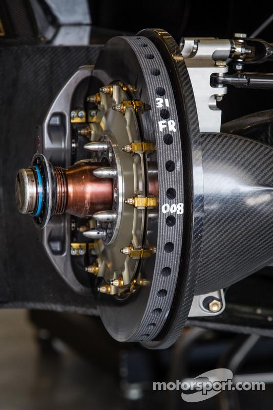 Lotus Lotus T128 disco de freio