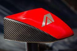 #0 DeltaWing Racing Cars DeltaWing LM12 Elan: espelho retrovisor