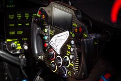 #0 DeltaWing Racing Cars DeltaWing LM12 Elan steering wheel