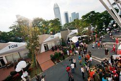 ГП Сингапура, Четверг.