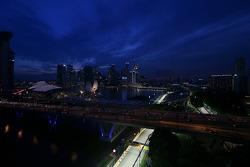 La escena de Singapore
