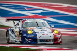 #76 IMSA Performance Matmut Porsche 911 GT3 RSR: Raymond Narac, Jean-Karl Vernay, Christophe Bourret