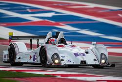 #5 Starworks Motorsport Oreca FLM09 Oreca: Ryan Dalziel
