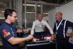 Tom Coronel, BMW E90 320 TC, ROAL Motorsport e Aldo Preo, Team ROAL Motorsport