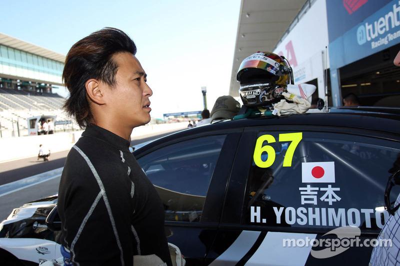 HubAuto Racing - Porsche 911 GT3-R: Hiroki Yoshimoto