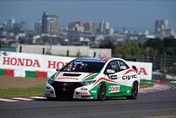 Gabriele Tarquini, Honda Civic, Honda Racing Team J.A.S.