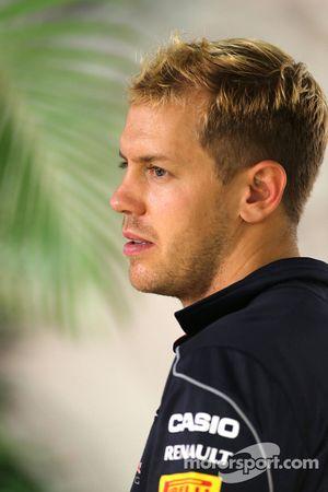 Sebastian Vettel, Red Bull Racing 20