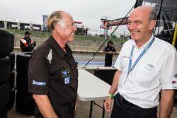Greg Pickett e Dr. Wolfgang Ullrich