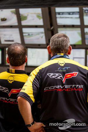 Racing Corvette; qualificação