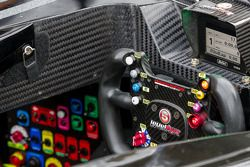 Level 5 Motorsports cockpit