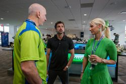 Pilotos americanos no evento Le Mans: Tracy Krohn e Patrick Dempsey