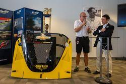 Pilotos americanos no evento Le Mans: Doug Fehan e Pierre Fillon