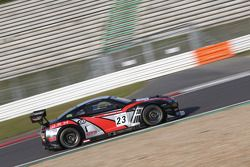 #23 JRM Nissan GT-R Nismo GT3: Kazuki Hoshino, Steven Kane, Peter Dumbreck